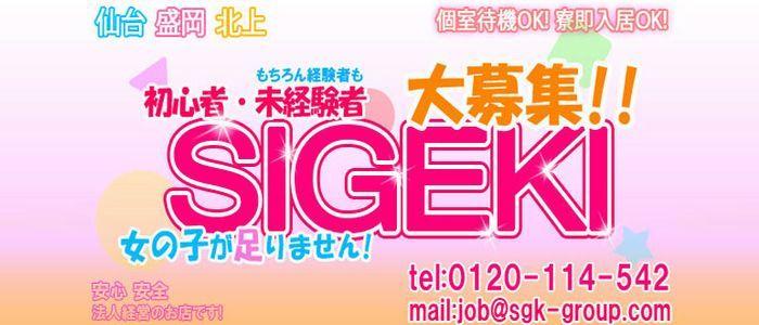 SIGEKI-シゲキ-