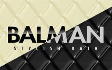 BALMANのお店のロゴ・ホームページのイメージなど