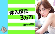 ANNEX銀座のお店のロゴ・ホームページのイメージなど
