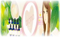 新潟アロマラフィネのお店のロゴ・ホームページのイメージなど